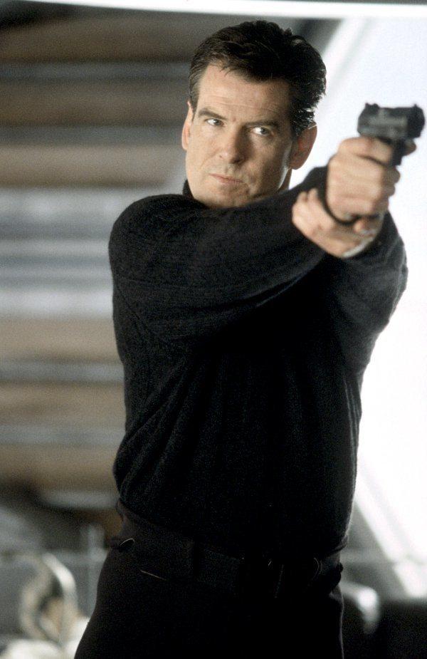 Brosnan: Bond irónico