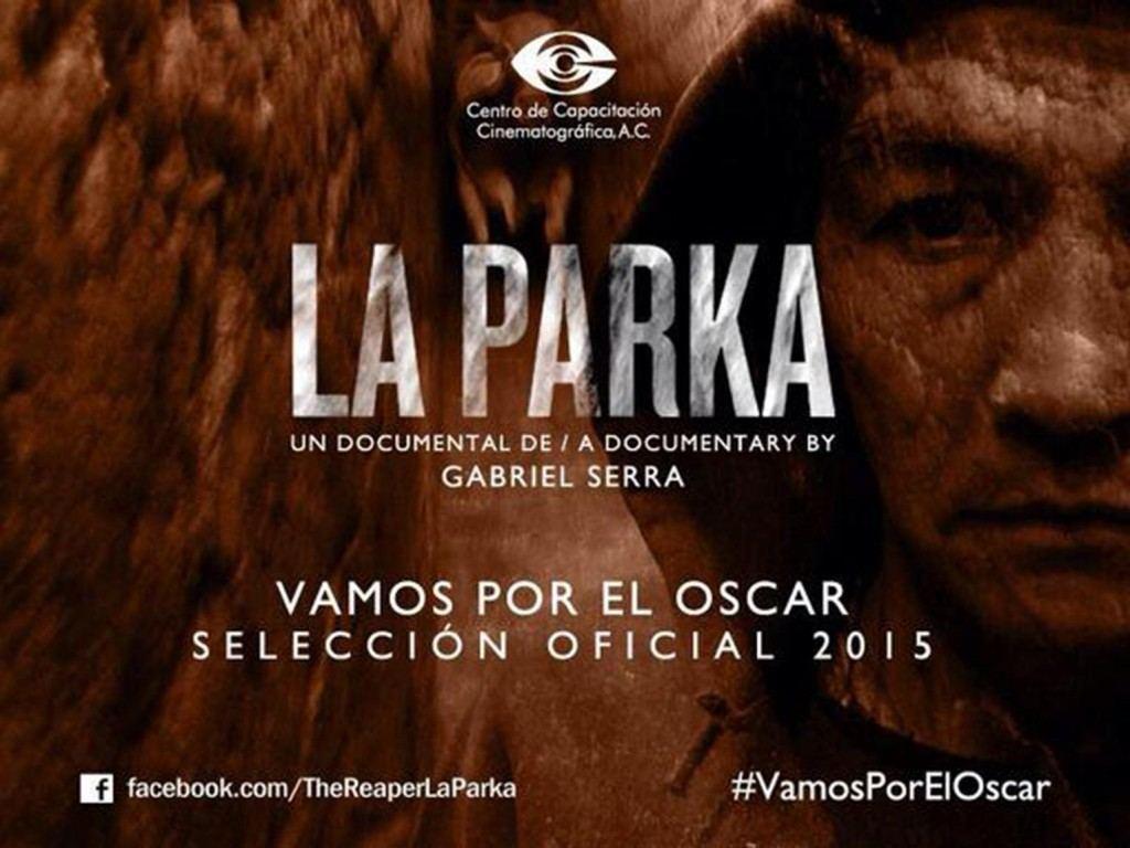 """Imagen promocional de """"La Parka"""", producida por el CCC de México"""