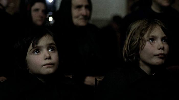 """Torrent y Tellería, absortan viendo """"Frankenstein"""" (James Whale, 1932)"""