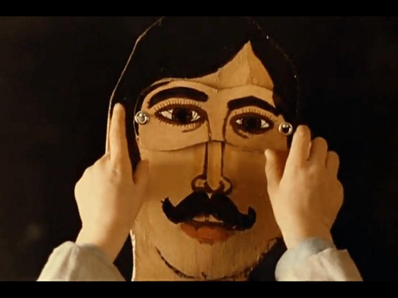 """Ana le concede el don de mirar a """"Don José"""""""