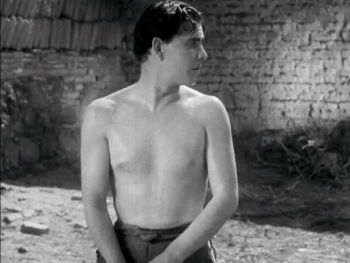 Miguel Ángel del Toro: joven e inocente