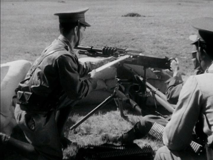 Una metralleta para recuperar