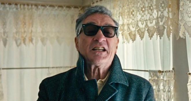 """De Niro: """"Eres como una fuga de gas..."""""""