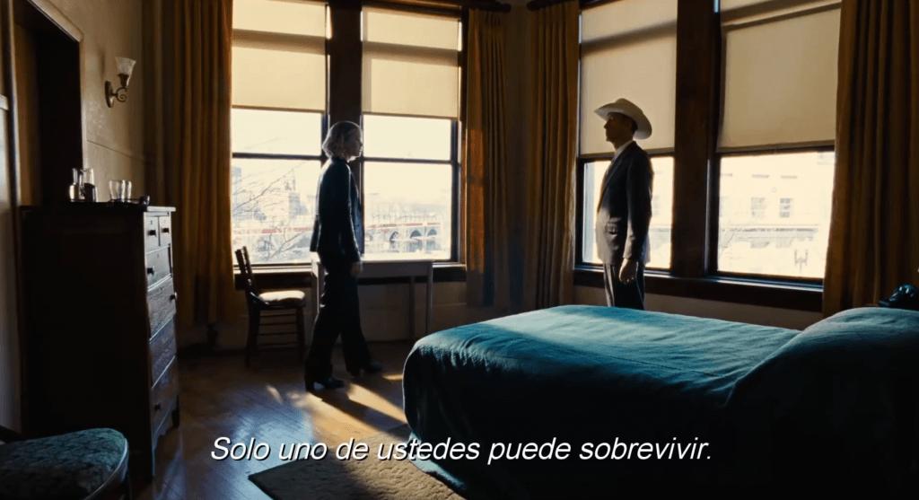 El director de fotografía Linus Sandgren emula a Edward Hopper.
