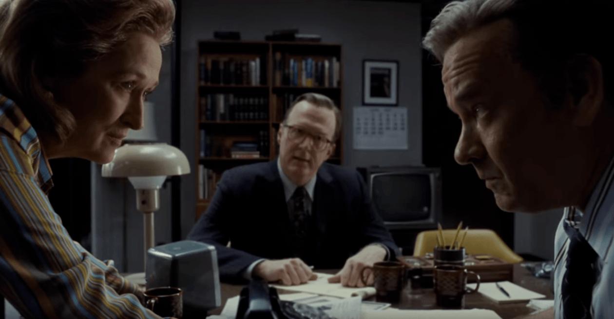 """Imprímanlo...la mejor película en cartelera SIGUE siendo """"The Post"""""""