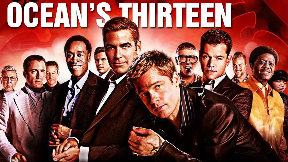 OceanS Thirteen Streaming