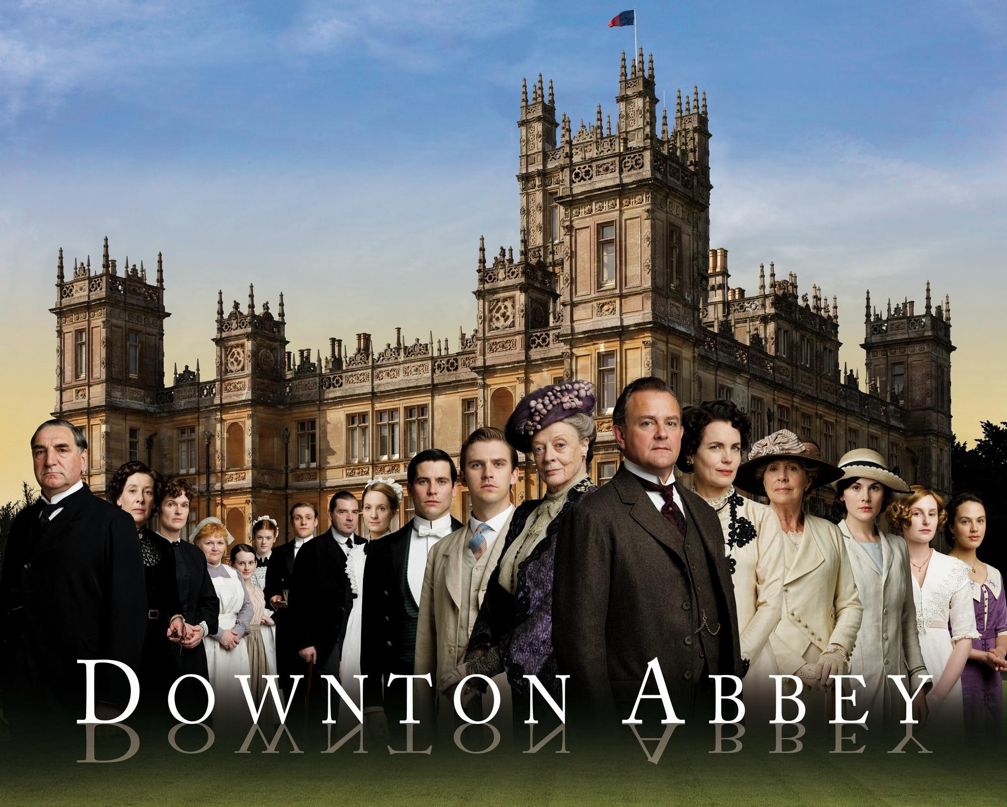"Solo parece que huele a naftalina: ""Downton Abbey"""