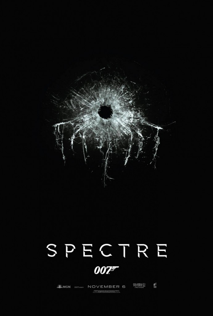 "Poster anticipado de ""Spectre"""