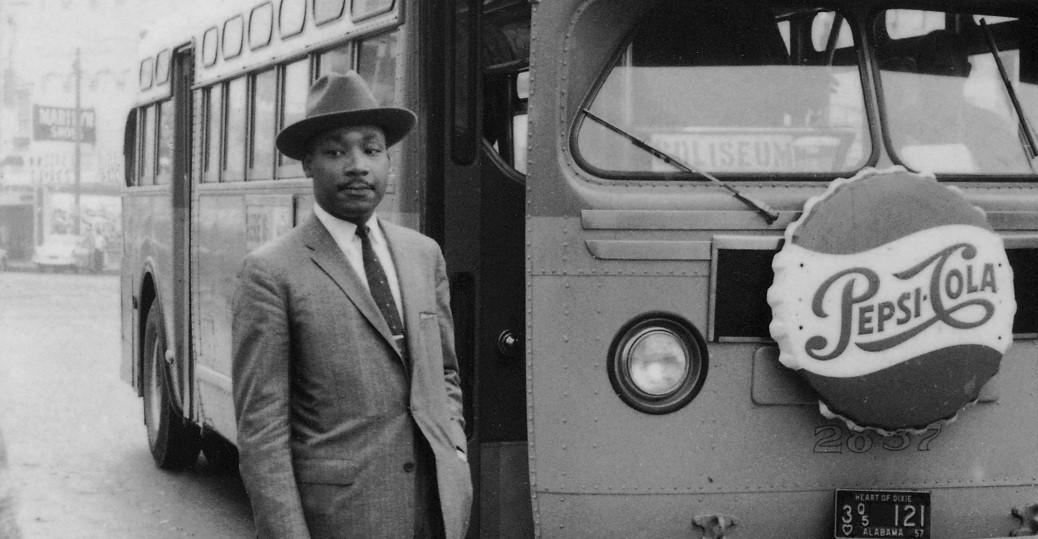 Martin Luther King Jr boycott